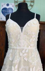 Catherine Deane | Wedding Dress | Aline | SH207S