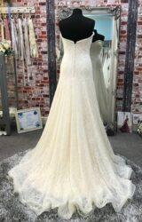 Augusta Jones | Wedding Dress | Drop Waist | CA228G