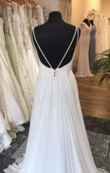Sassi Holford   Wedding Dress   Aline   T195F