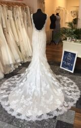 Modeca | Wedding Dress | Fit to Flare | T199F