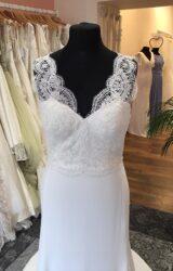 Watters | Wedding Dress | Aline | T201F