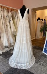 Catherine Deane | Wedding Dress | Aline | T202F