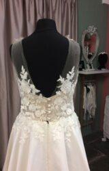 Sassi Holford | Wedding Dress | Aline | ST521S