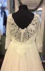 Terra Bridal   Wedding Dress   Aline   TAB0005