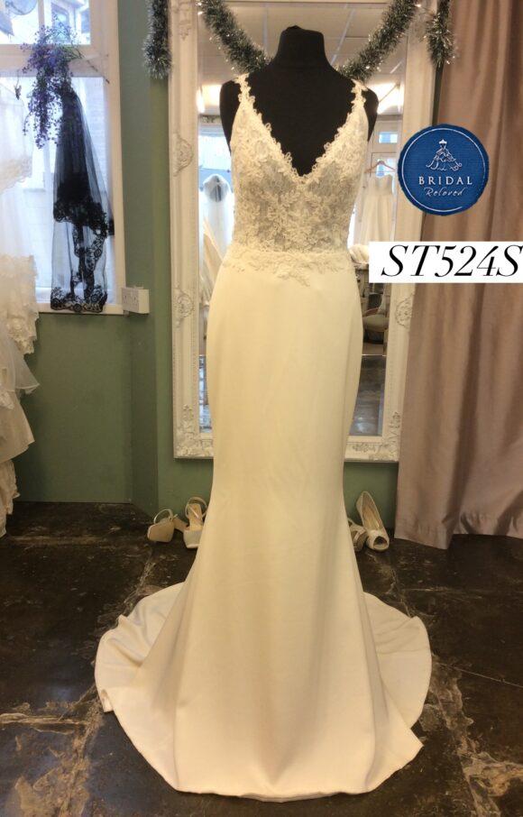 Sassi Holford | Wedding Dress | Fishtail | ST524S