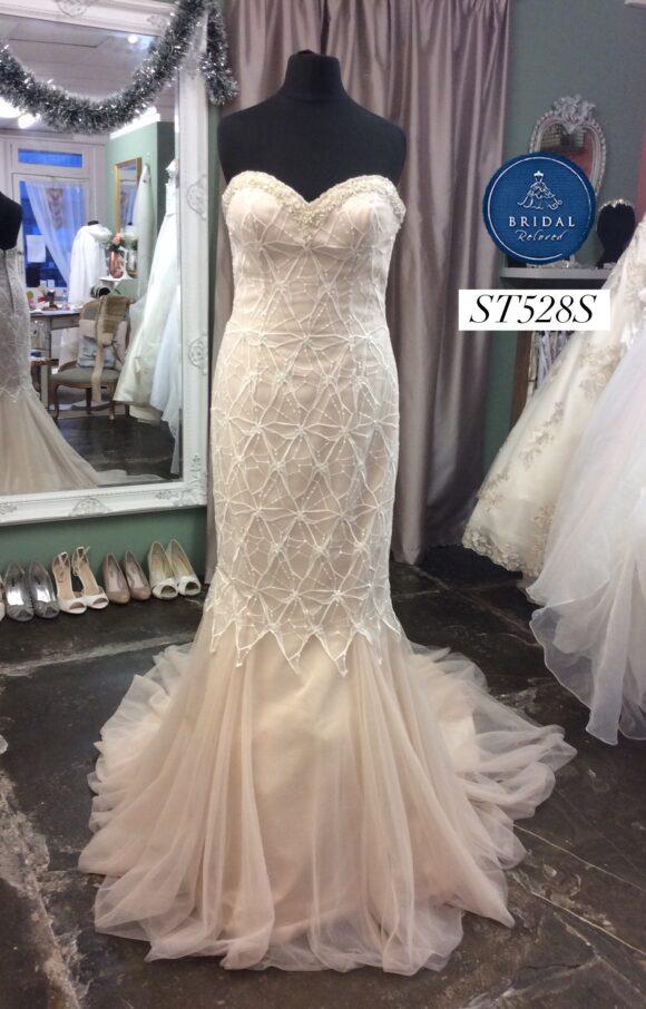 Benjamin Roberts | Wedding Dress | Fishtail | ST528S