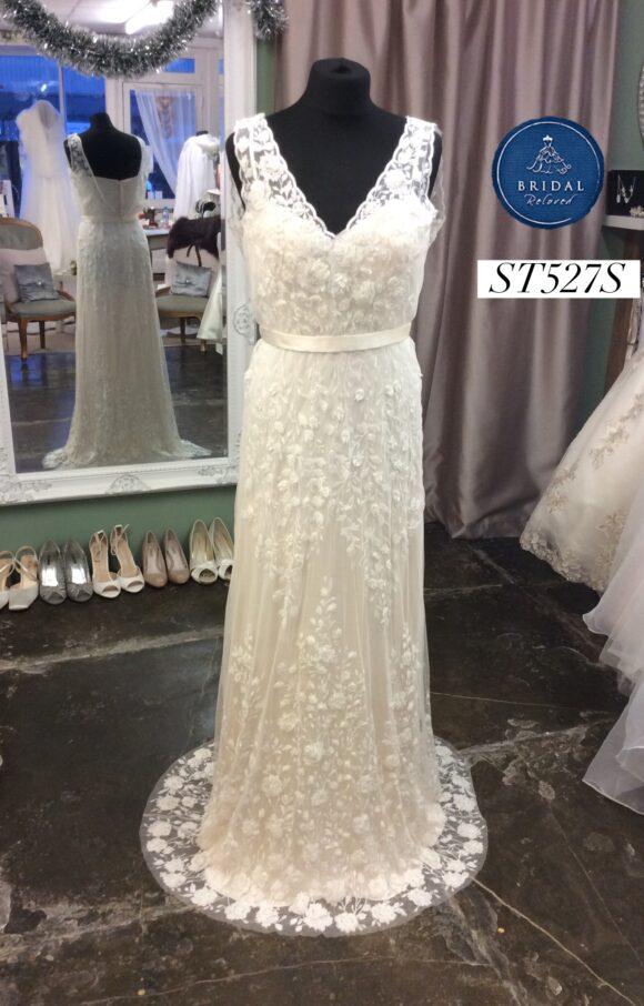 Catherine Deane   Wedding Dress   Column   ST527S