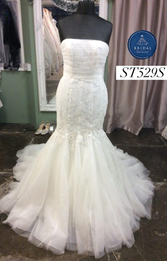Enzoani | Wedding Dress | Fishtail | ST529S