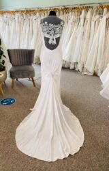 David Fielden | Wedding Dress | Sheath | D1132K