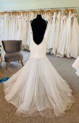 Israeli | Wedding Dress | Fishtail | D1131K