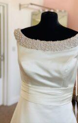 True Bride | Wedding Dress | Aline | D1140K