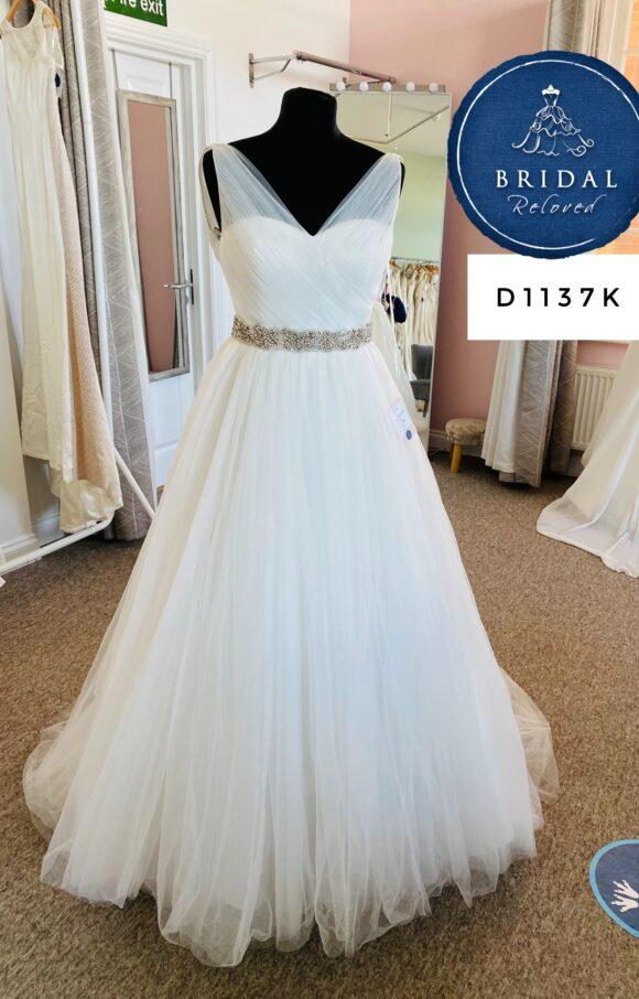 Mark Lesley | Wedding Dress | Aline | D1137K