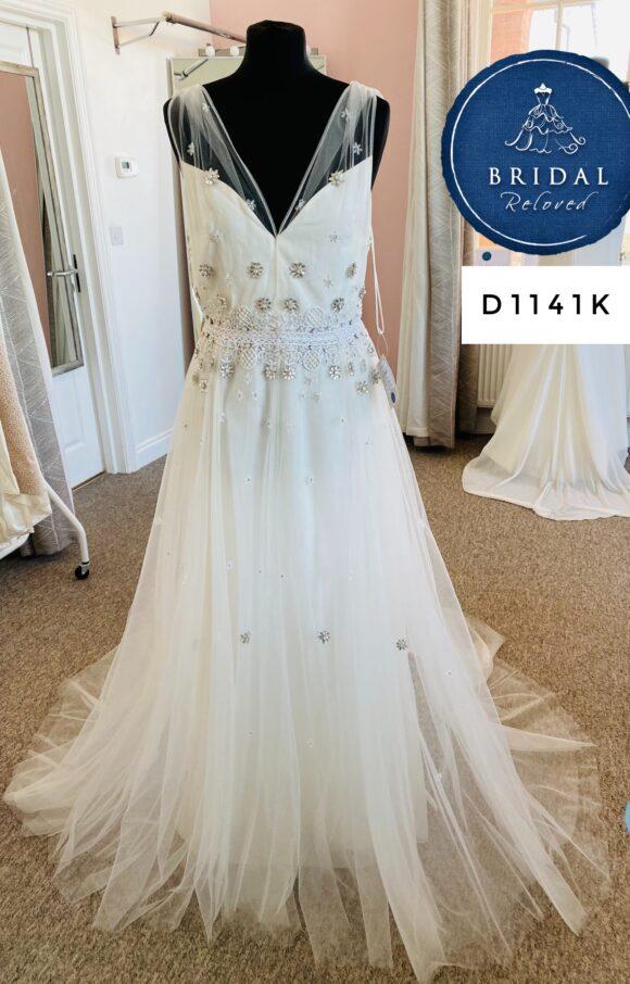 Temperley | Wedding Dress | Aline | D1141K