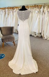 Sassi Holford   Wedding Dress   Fit to Flare   D1129K