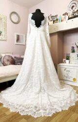 White Rose | Wedding Dress | Aline | W997L