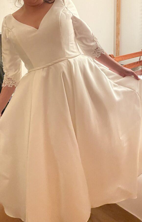 Brighton For Brides | Wedding Dress | Aline | C2117