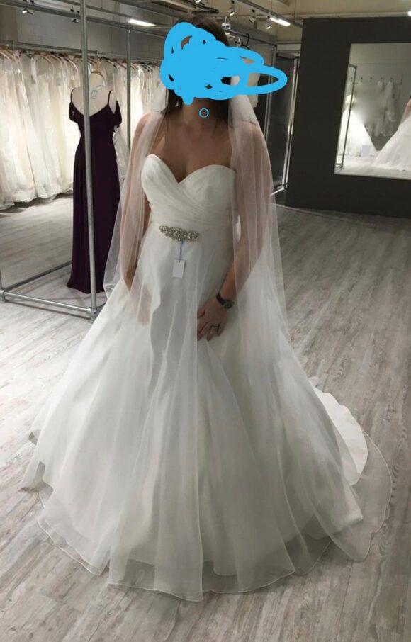 Anna Sorrano | Wedding Dress | Aline | C2095