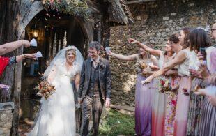 Love My Dress – Dried Flowers Artisan Wedding