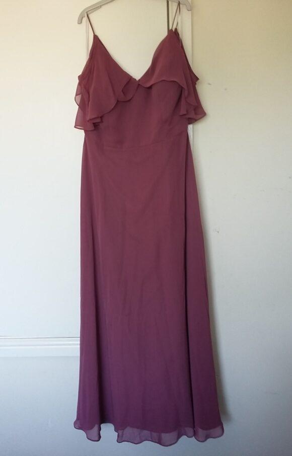 Dessy   Bridesmaid Dress   Column   C2105