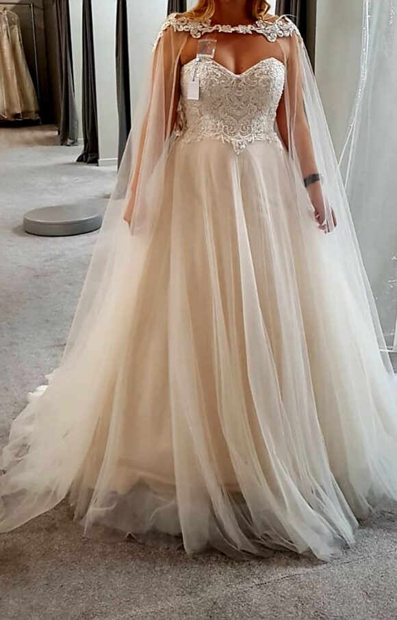 Viva Bride | Wedding Dress Aline | C2586