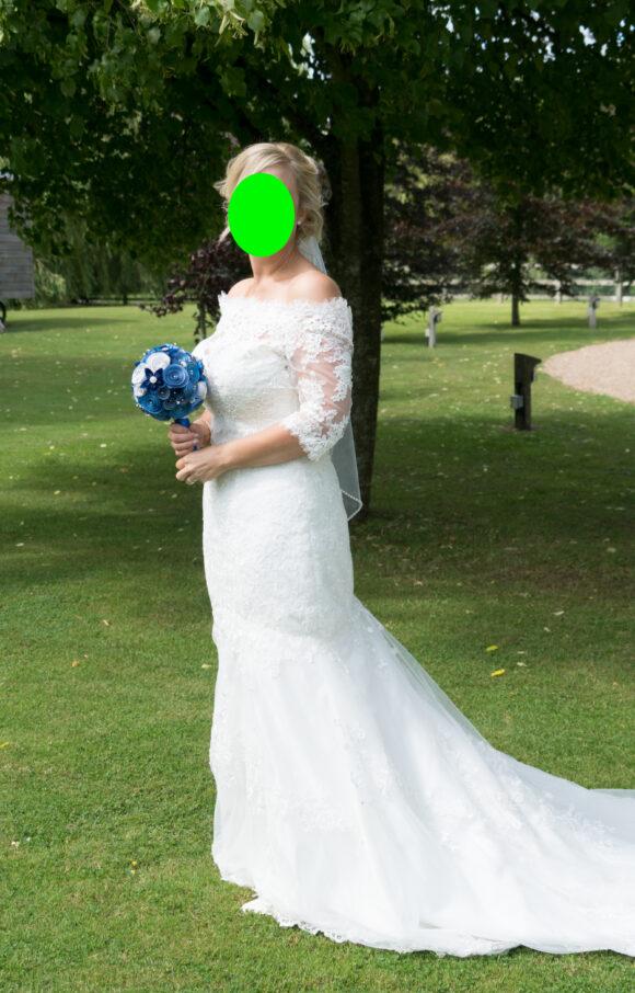 Stella York | Wedding Dress | Fishtail | C2223