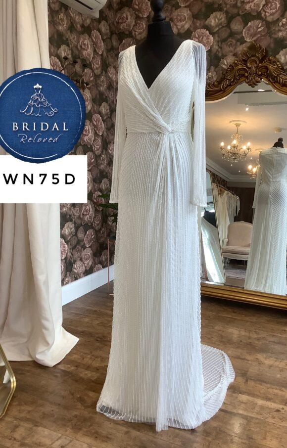 Eliza Jane Howell   Wedding Dress   Column   WN75D