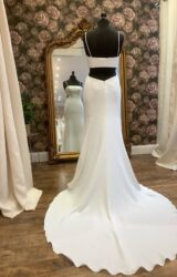 Watters   Wedding Dress   Fit to Flare   WN77D