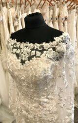 Kenneth Winston   Wedding Dress   Fit to Flare   C203JL