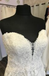 Morilee | Wedding Dress | Aline | C205JL