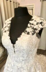Morilee | Wedding Dress | Aline | C206JL