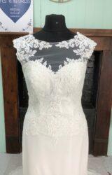 Ronald Joyce   Wedding Dress   Fit to Flare   SH212S
