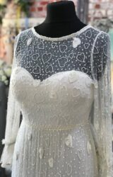 Eliza Jane Howell | Wedding Dress | Column | CA230G
