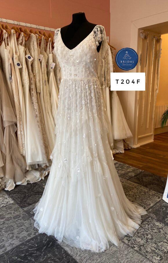 Eliza Jane Howell   Wedding Dress   Aline   T204F