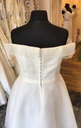 Emma Bridal | Wedding Dress | Tea Length | T206F