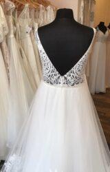 Terra Bridal | Wedding Dress | Aline | T178F