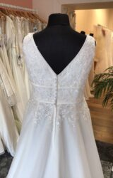Terra Bridal | Wedding Dress | Aline | T212F