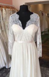 Catherine Deane   Wedding Dress   Aline   T209F