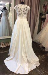 White Lady | Wedding Dress | Aline | ST534S