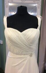 Amanda Wyatt | Wedding Dress | Aline | ST535S