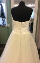 Ellis Bridal | Wedding Dress | Aline | ST536S