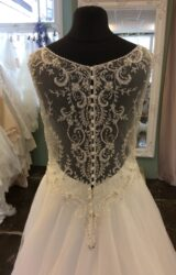 Venue | Wedding Dress | Aline | ST539S