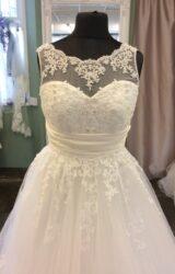 Phoenix | Wedding Dress | Aline | ST540S