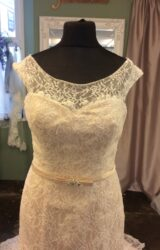 Romantica | Wedding Dress | Fit to Flare | ST544S