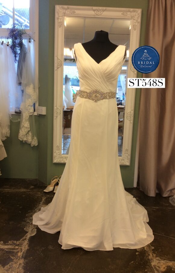 Ronald Joyce   Wedding Dress   Fishtail   ST548S