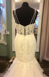Isabella | Wedding Dress | Fishtail | ST549S