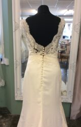 San Patrick | Wedding Dress | Fit to Flare | ST551S