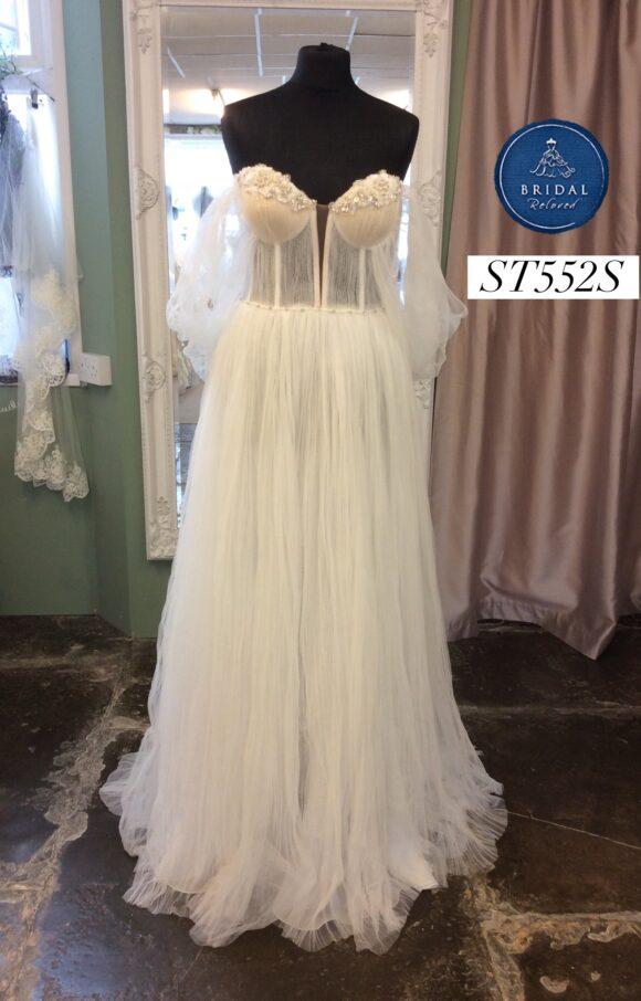 Daria Karloz   Wedding Dress   Aline   ST552S