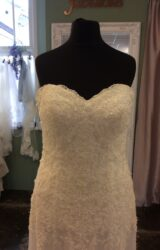Dottero and Midgley | Wedding Dress | Fit to Flare | ST555S