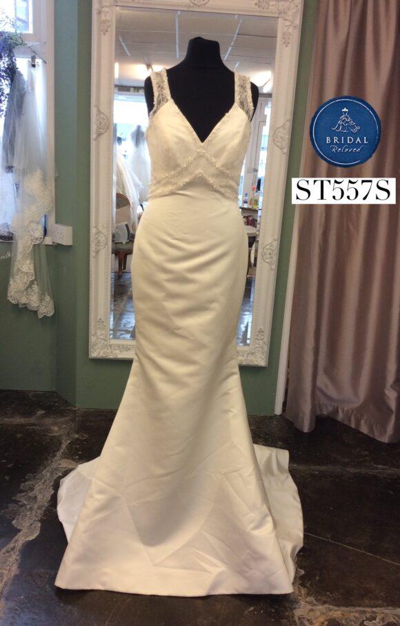 Marylise | Wedding Dress | Fishtail | ST557S