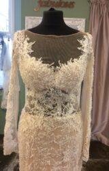 Demetrios | Wedding Dress | Fit to Flare | ST559S